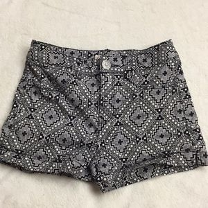 SO Shorts - 🔥5/$20 [ SO ] Aztec Print Shorts
